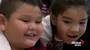 Calgary aboriginal students excited about creating personalized 3D action figures